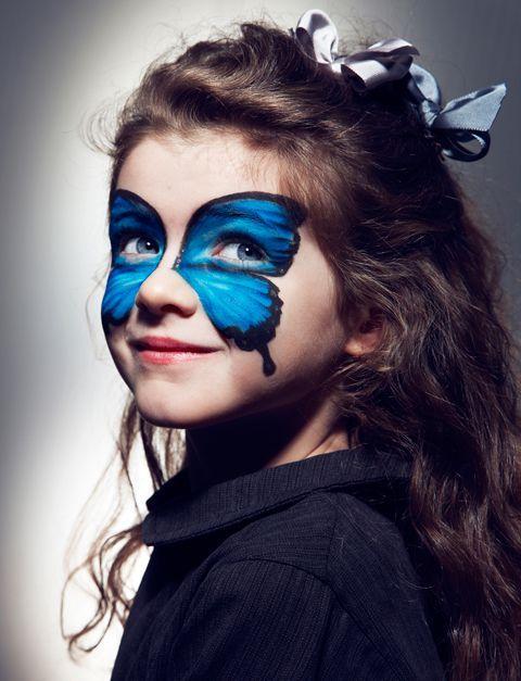Facepaint : Stéphanie Tetu - Photographie : Ian McPherson