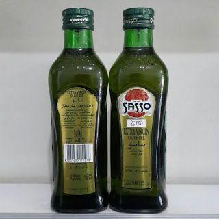 Toko Sahla Herbal ( sms or wa 08561848084 ): Minyak Zaitun Extravirgin SASSO