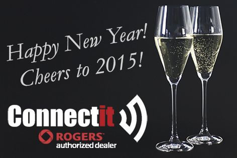 We hope to continue helping you with all your telecom needs in 2015! #HappyNewYear. We're open til 4pm today :)