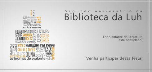 Contagem regressiva para o fim da Promoção do Segundo Aniversario da Biblioteca da Luh...  Se ainda não esta participando, corra e venha participar! ^^ http://wp.me/p1Tiwj-24Q