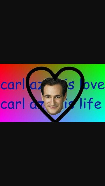 Carl Azuz is love
