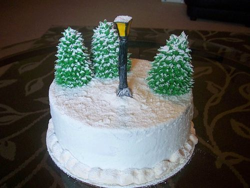 Narnia Cake cakepins.com