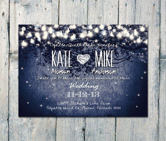 Custom listing  200 Sets  Navy  Romantic door WeddingSundaeShop
