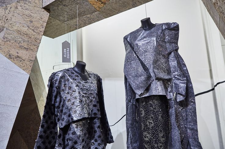 DISEGNO DAILY - Portugal's offering at this year's International Fashion Showcase explores sustainability in fashion