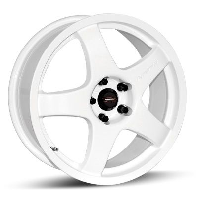 "Team Dynamics PRO RACE 3  Available in White, Silver, Matt Black or Gloss Black. Sizes: 7x15"" 7x17"" 4 and 5 stud"