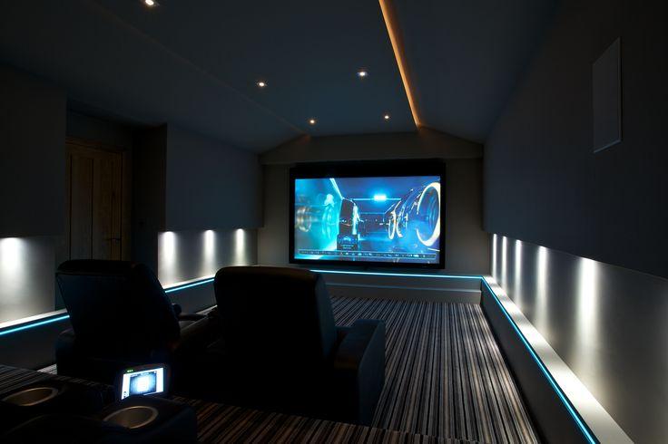 lighting a cinema room google search cinema pinterest cinema room room and lights. beautiful ideas. Home Design Ideas