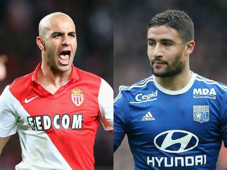 Arsenal 'prepare transfer bids for Lyon's Nabil Fekir and Monaco's Aymen Abdennour'