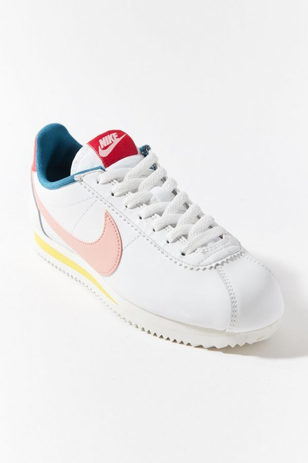 new arrivals fantastic savings cheapest Nike Classic Cortez Leather Sneaker in 2020 | Nike cortez shoes ...
