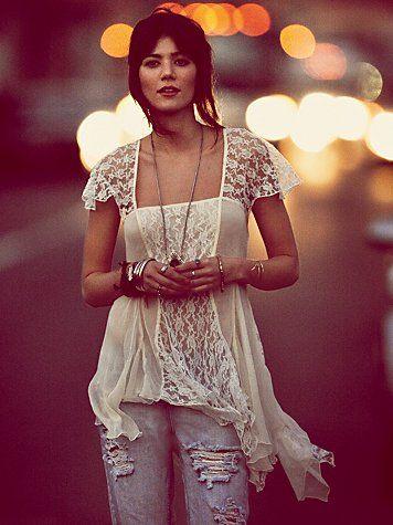 321 Best Boho Clothes Images On Pinterest Feminine