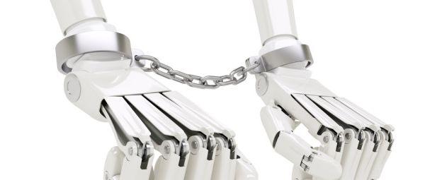 Gelecek Habercisi 2036 : Robotlar Mahkemede İsyan Etti