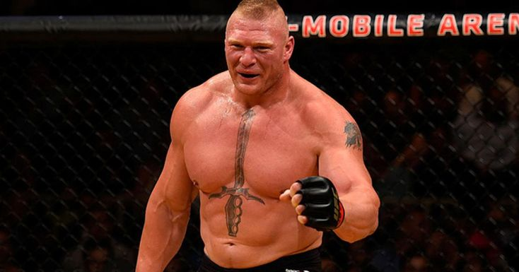 World Sports News: 10 Myths About Brock Lesnar That Are Entirely Fals...