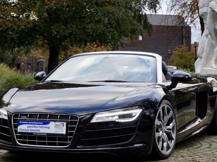 2010 Audi R8 V10 SPYDER - Great condition Tags: #2010 #Audi #R8 #Spyder