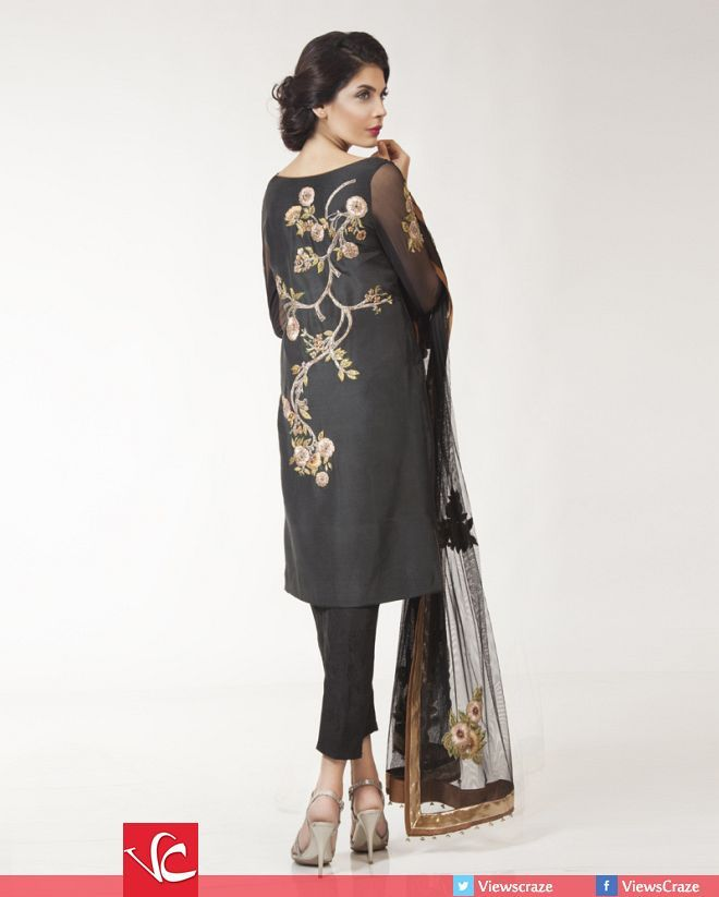 Fahad Hussayn Eid Collection 2014 – Luxury Pret and Lawn
