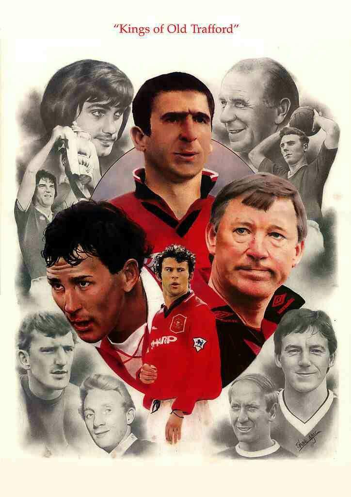 Man Utd - Kings of Old Trafford. More