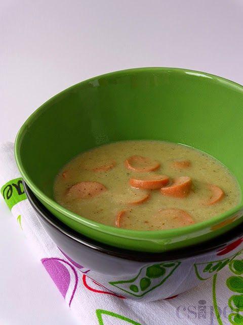 egycsipet: Kelkáposzta (krém)leves
