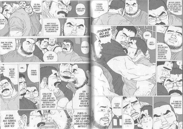 15 Jiraiya - El Novio de mi Padre ( gay - bara )