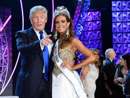Miss Connecticut, Erin Brady, wins Miss USA 2013 pageant!