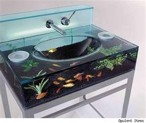 29 Crazy and Unique Fish Tanks - Urlesque