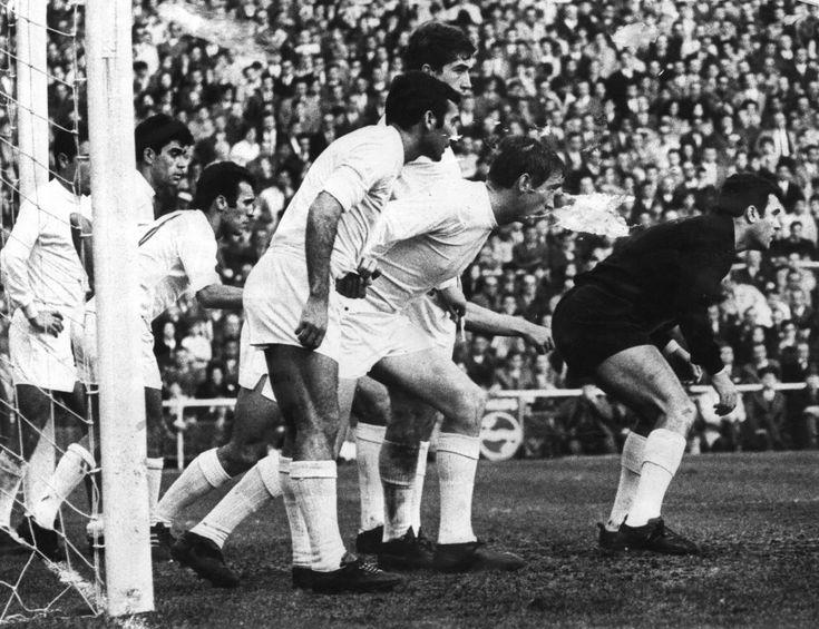 Resultado de imagen de REAL MADRID 2 LAS PALMAS 1 1958