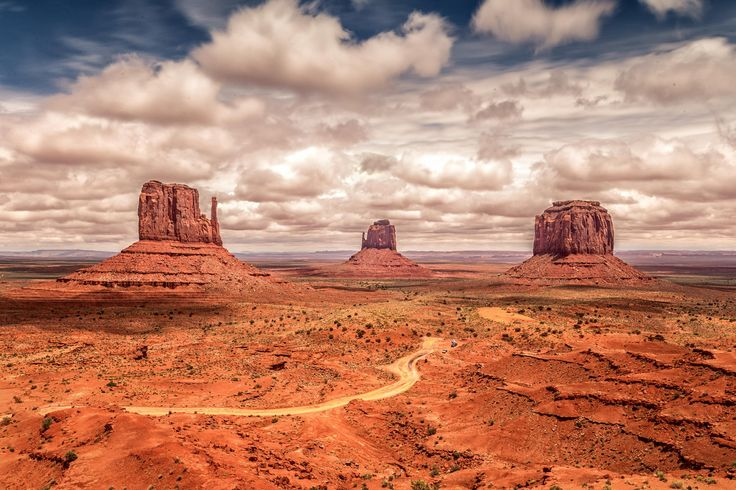 My Monument Valley! by Michael Zheng on 500px