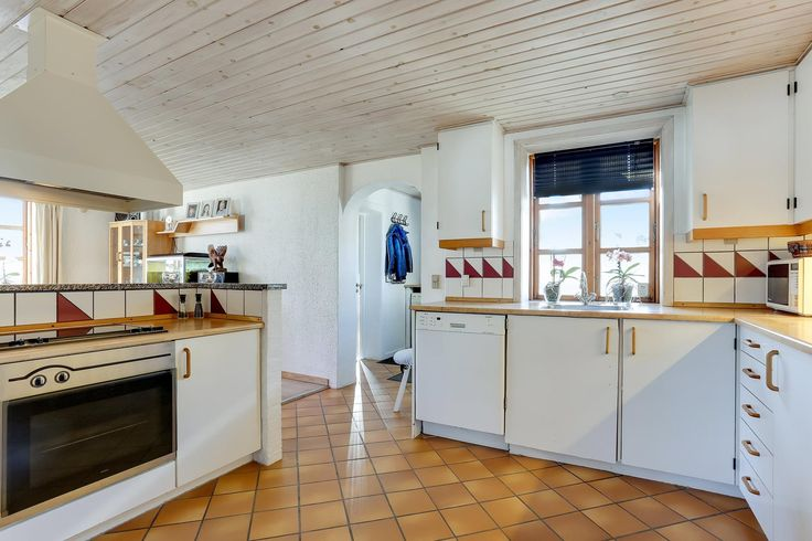 Villa på Tåstrupvej i Store Merløse - Køkken