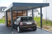 Adorable modern carports garage designs ideas (25)
