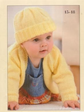 Patons 382 Knitting For Baby Free Download Borrow And Streaming