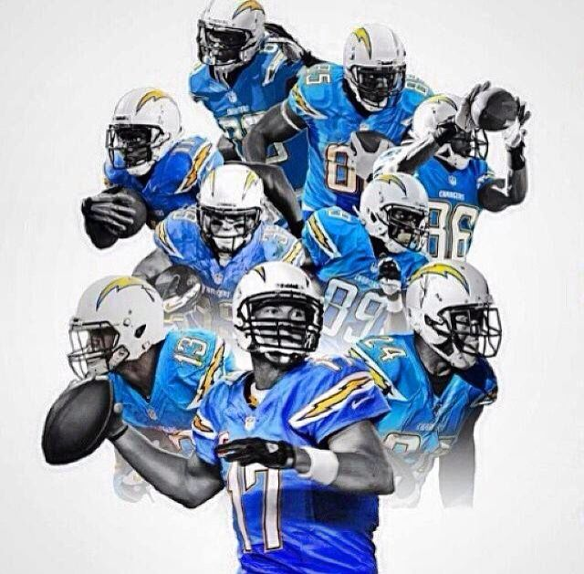 San Diego Chargers Division: 100 Best San Diego Chargers Players Images On Pinterest