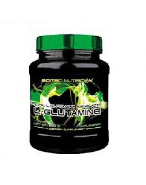 Scitec L-Glutamine Powder 600 Gr