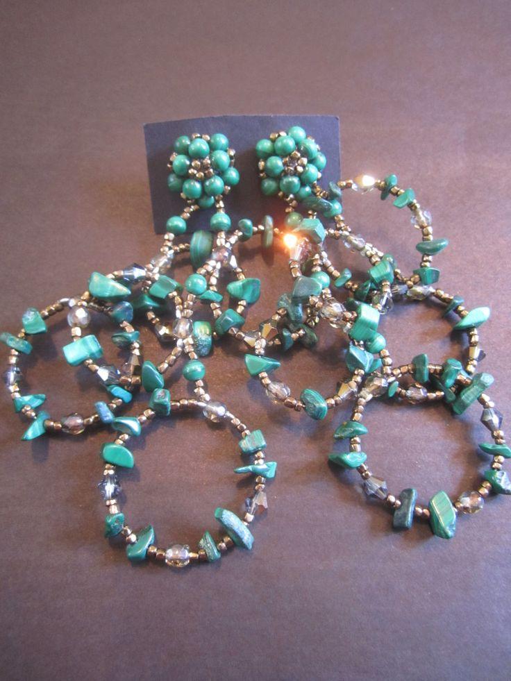 Celedonio Turquesa Stone Earrings | Avenue Apart