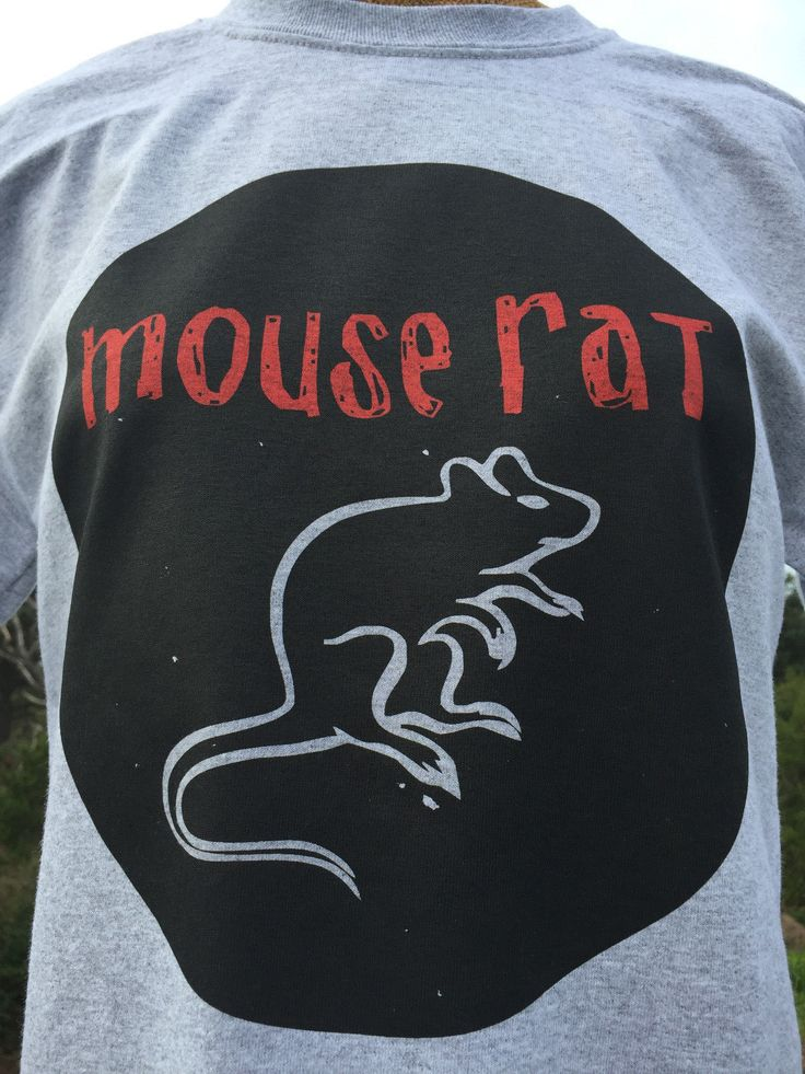 ON SALE  Mouse Rat Band T-Shirt -from Parks and Rec chris pratt andy dwyer