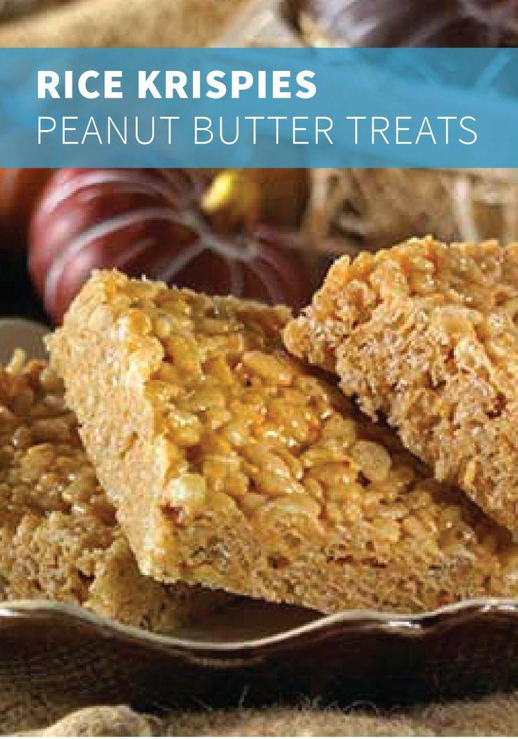 Peanut Butter Treats Recipe Peanut Butter Squares