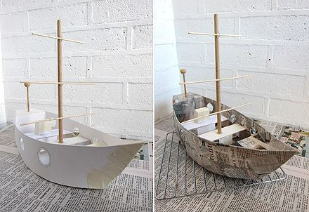 25 best ideas about pirate ship craft on pinterest for Cardboard pirate ship template