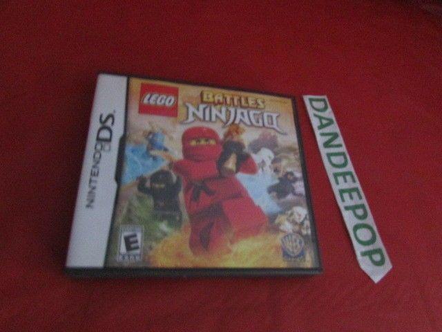 LEGO Battles Ninjago Nintendo DS Video Game  #LEGO #Ninjago #Battles #DS #Nintendo #VideoGame Find me at dandeepop.com