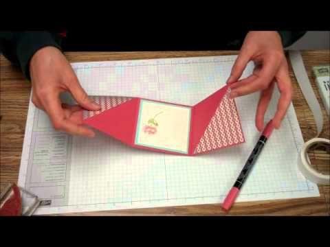 Tri-Fold-Card - YouTube