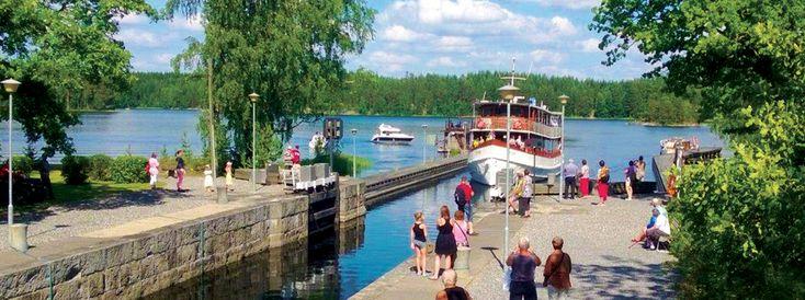 Kuopio-Savonlinna -risteilyt m/s Puijolla | Saimaan Laivamatkat Oy