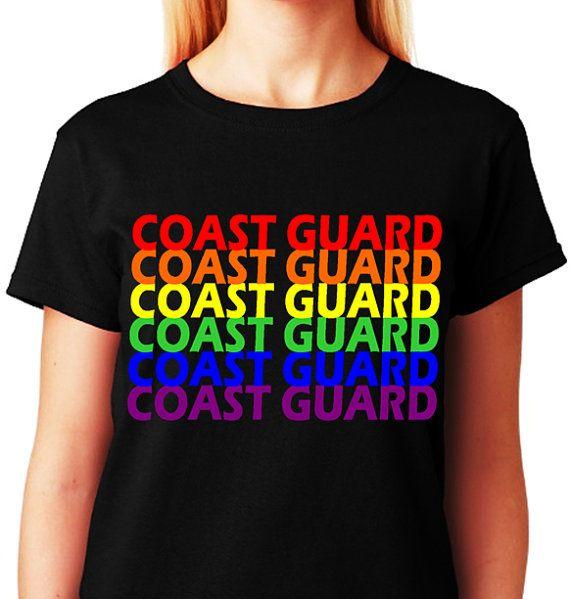 Bisexual coast guard