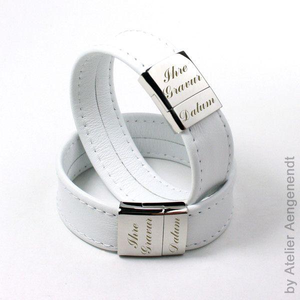 Armbänder - LA-N (W) Damenarmband & Herrenarmband mit G... - ein Designerstück von Fotoschmuck24 bei DaWanda
