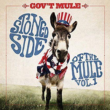 Stoned Side of the Mule Vol 1, Gov't Mule, LP (Pre-Owned)