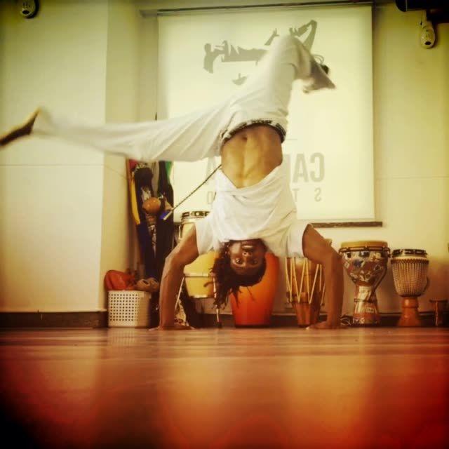 #卡波耶拉 #capoeira #운동하는남자 #무술 #재미있는 #카포에라