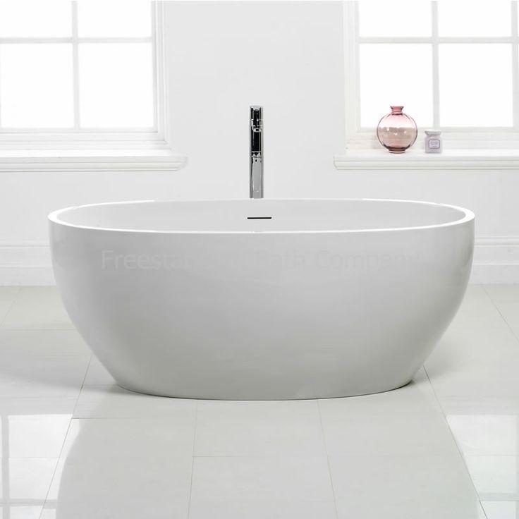 Mayfair Petite Small Freestanding Bath | Running Baths