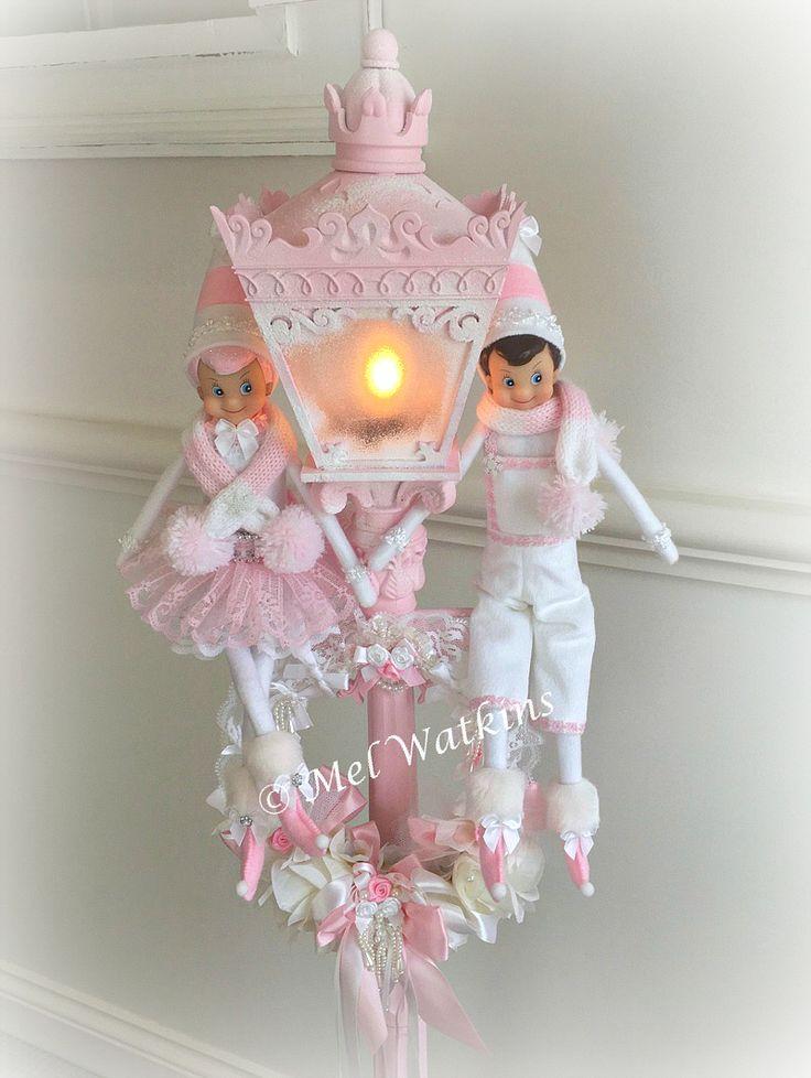 379 best Vintage Pink Elves images on Pinterest | Vintage ... - photo#29