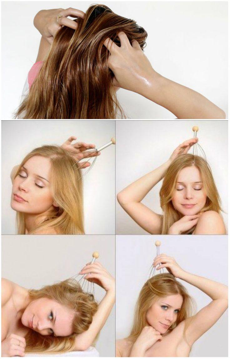 Способы густоты волос в домашних условиях