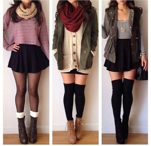outfit perfecto....sexy y elegante a la vez: