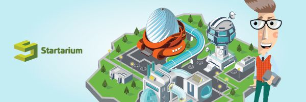 Discover Startarium, the City of Entrepreneurs!