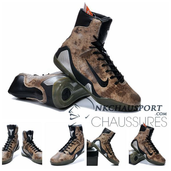 chaussure montante homme camo nike