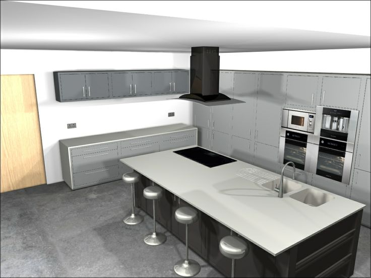 Best Kitchen Design For An Award Winning New Build Project 400 x 300