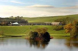 The Lake at Coniston Cold, coniston, yorkshire