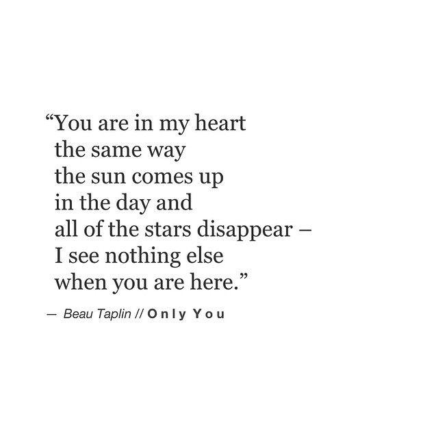 Beau Taplin | Only You