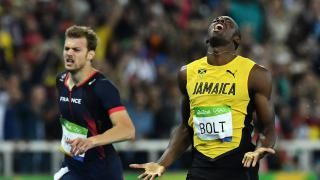 Usain Bolt la légende, Christophe Lemaitre s'arrache